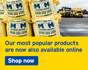 Our most popular building materials are now also available online. Shop now