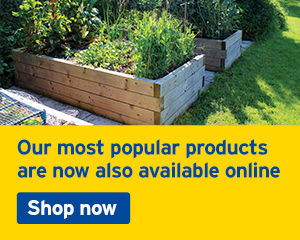 Our most popular landscaping products are now also available online. Shop now