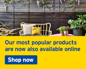 Our most popular paint and decorating products are now also available online. Shop now