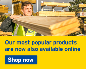 Our most popular timber products are now also available online. Shop now