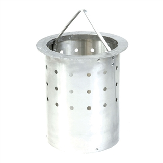 Polypipe Aluminium Silt Bucket for Midi-Gully Yard Gully RGSB