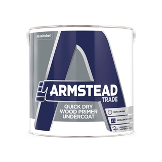 Armstead Trade Quick Dry Primer Undercoat 2.5 Litre