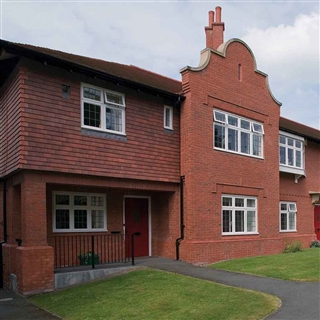 65mm Ibstock Birtley Commercial Red Selected Brick