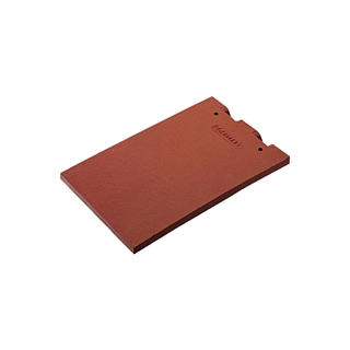 Redland Rosemary Clay Plain Tiles Red