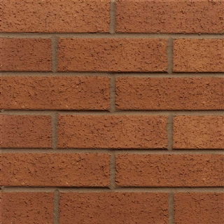 65mm Forterra Harthill Red Dragwire Facing Brick