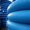 Perforated Land Drain Coils 100mm x 50m image 1