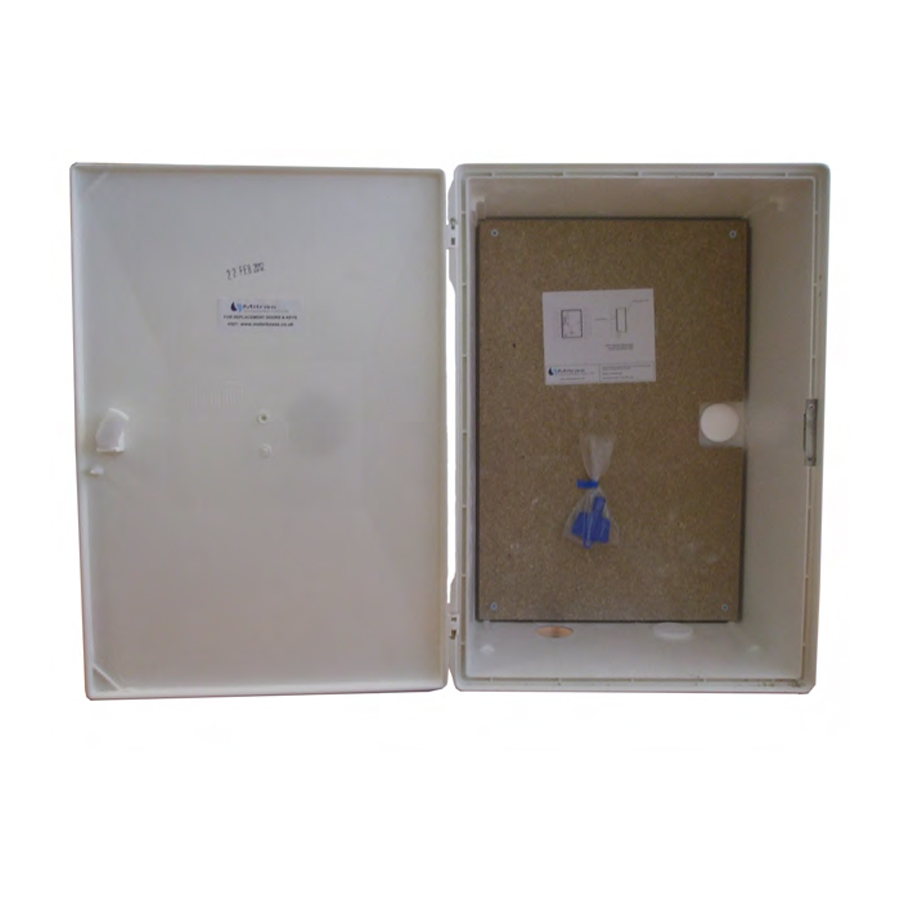 Electricity Meter Box Surface Mounted image 1