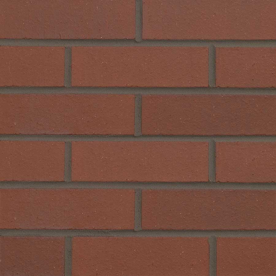 65mm Class B Perforated Red Engineering Brick image 0