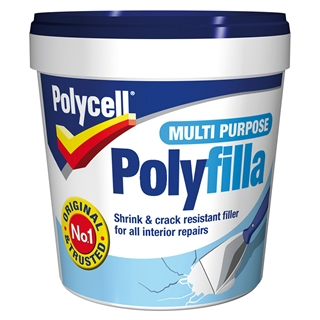 Polycell Multi-Purpose Polyfilla All Jobs 600g