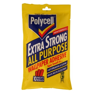 Polycell Extra Strong Wallpaper Paste 10 Roll