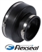 Flexseal Drain Adapter Coupling Universal 121mm-136mm/110mm-121mm AC4000 image 0