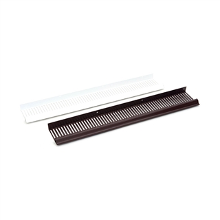 Timloc 1138 Soffit Vent Type C Brown 25mm Airflow