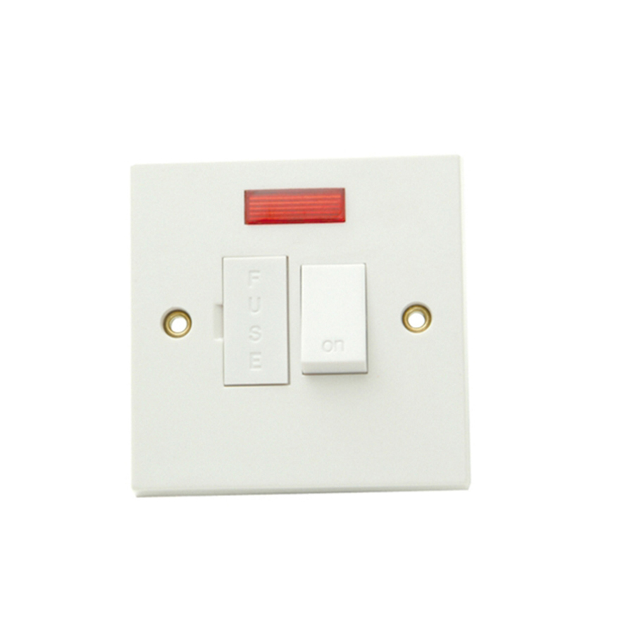 SMJ Electrical Switched & Fused Spur 13A image 0