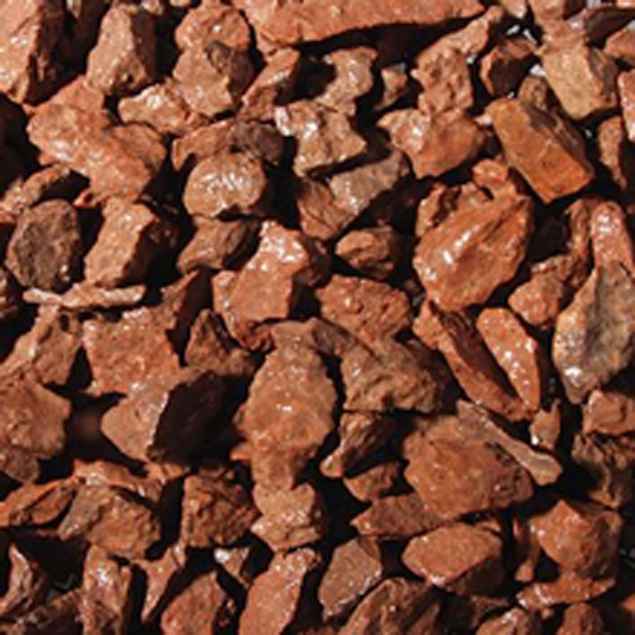 Red Chippings 20mm 25kg image 0