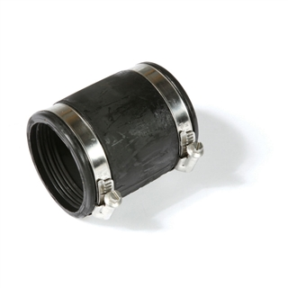 Polypipe Flexicon 120mm-135mm Drainage Adapter XDR135