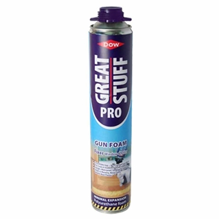 Dow Great Stuff Pro Window & Door Fixer Foam 750ml