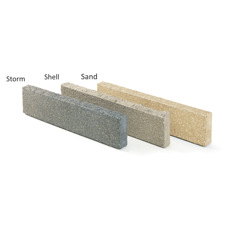 Rio Edging/Coping 600mm x 136mm x 50mm Sand image 0
