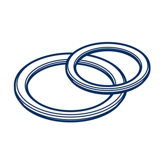 Polypipe Polysewer 150mm Spare Seal PSSP1