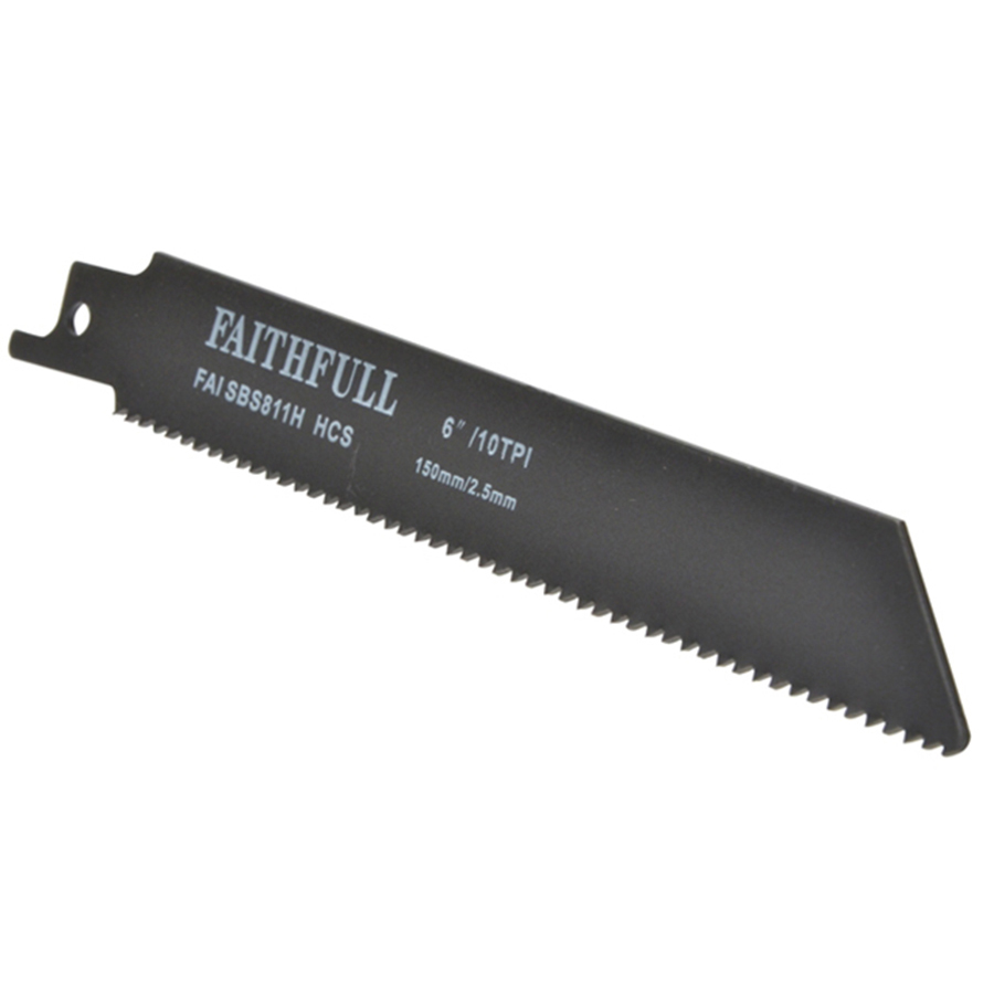 Faithfull Sabre Saw Blades Wood S811H (Pack of 5) image 1