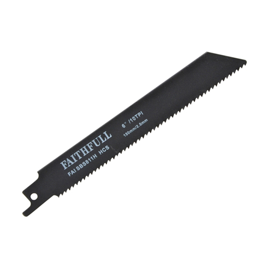 Faithfull Sabre Saw Blades Wood S811H (Pack of 5) image 0