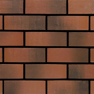 73mm Ibstock Callerton Weathered Red Facing Brick