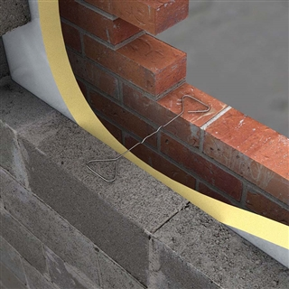 Double Triangle Wall Tie 250mm