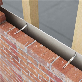 Frame Ties Stainless Steel 120mm x 10.5mm (50mm Cavity)