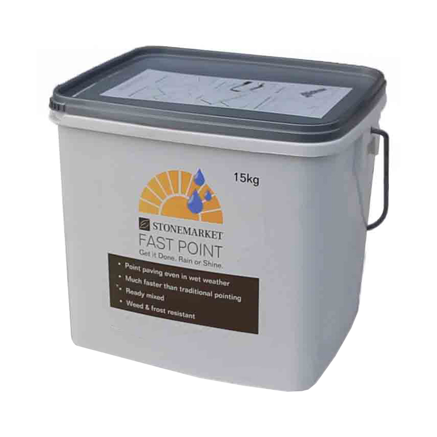 Fast Point Jointing Compound Stone Grey 15kg image 0