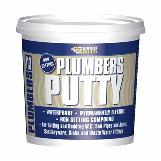 Everbuild 113 Plumbers Putty 750g