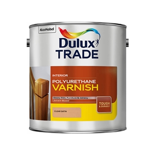 Dulux Polyurethane Varnish Satin 1 Litre