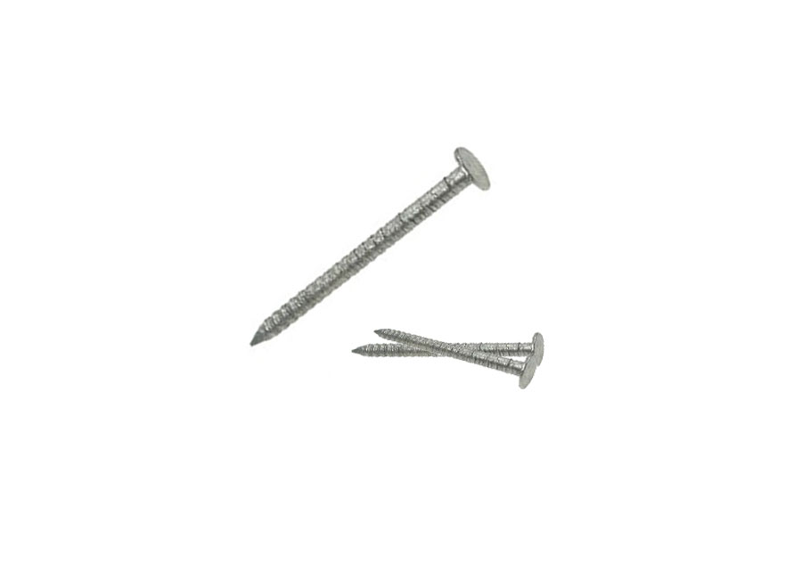 65mm x 3.35mm Annular Ring Shank Nails (500g Pack) image 0