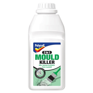 Polycell Mould Killer Flask 500ml