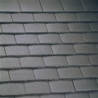 MARLEY PLAIN TILE SMOOTH BROWN