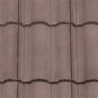 Redland Regent Tiles - Tudor Brown