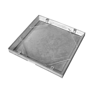 Infill Internal Recessed Tray Manhole Cover 450mm x 450mm x 58mm Depth