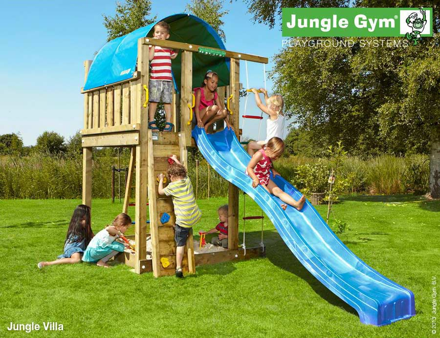Jungle Gym Jungle Villa