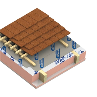 Kingspan Kooltherm K7 Pitched Roof Board 2400mm x 1200mm x 100mm