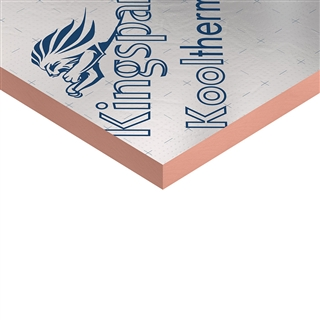 Kingspan Kooltherm K7 Pitched Roof Board 2400mm x 1200mm x 60mm