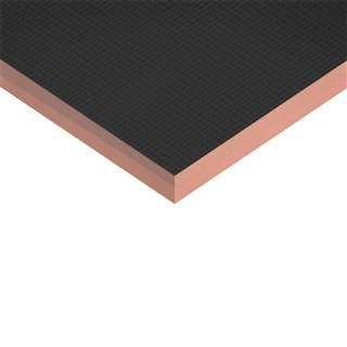 Kingspan Kooltherm K15 Rainscreen Board 2400mm x 1200mm x 110mm Black