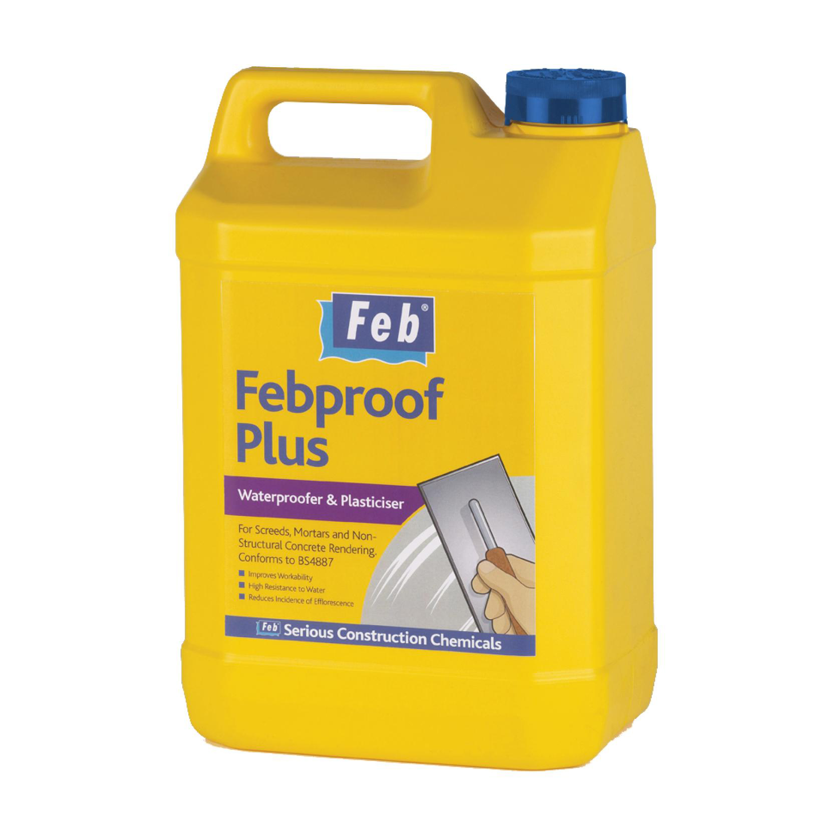 Febproof Plus Water Proofer 5L image 0