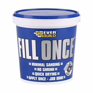 Everbuild Fill Once 650ml