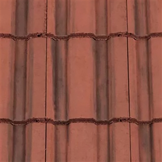 Redland Renown Roof Tile Farmhouse Red