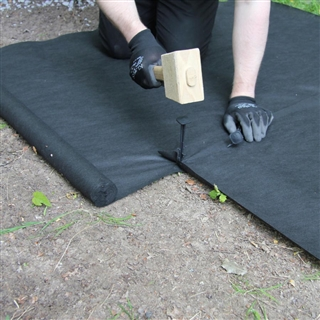 Weedtex Weed Control Fabric 50GSM 2m x 25m