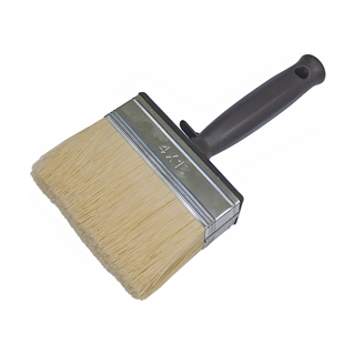 "Faithfull Shed & Fence Brush 120mm (4"")"