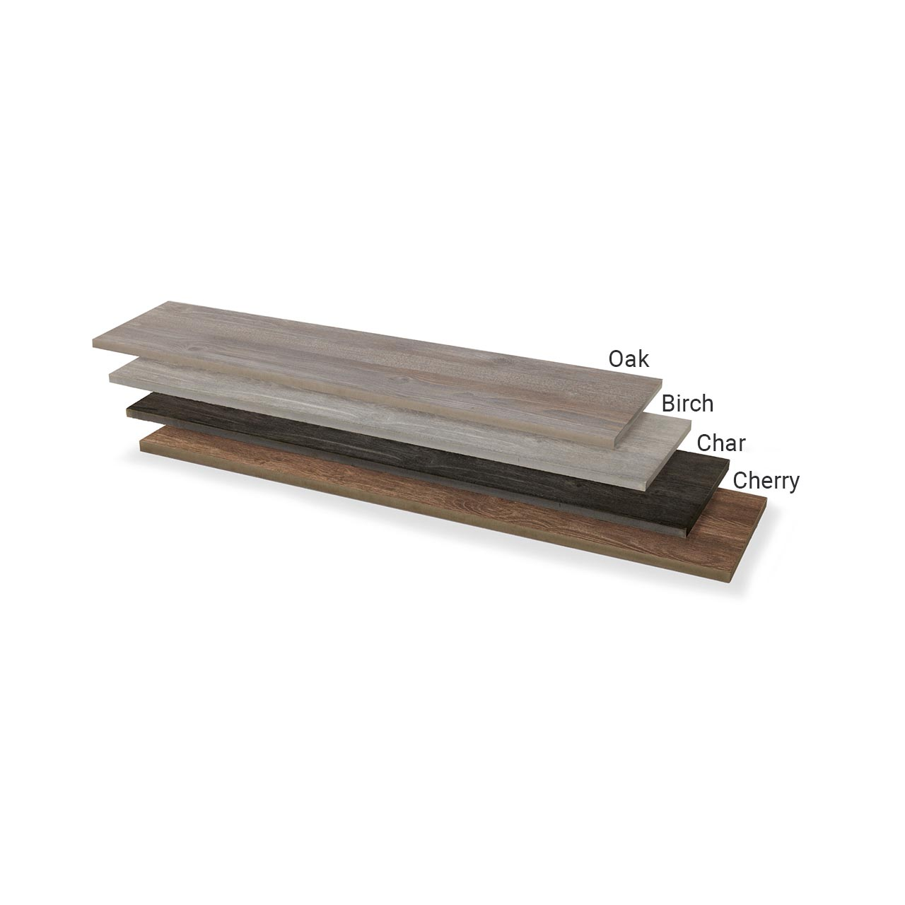 Knotwood Paving 1200mm x 300mm Cherry image 0