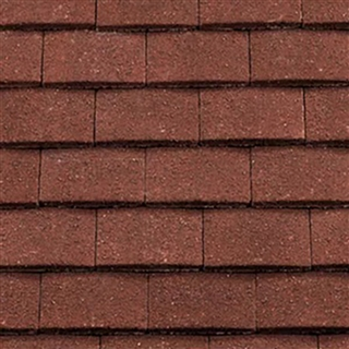 Redland Plain Tiles - Antique Red