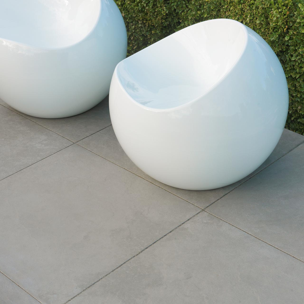 Fortuna Paving 600mm x 600mm Silver image 1