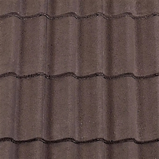 Redland Grovebury Tiles - 02 Brown