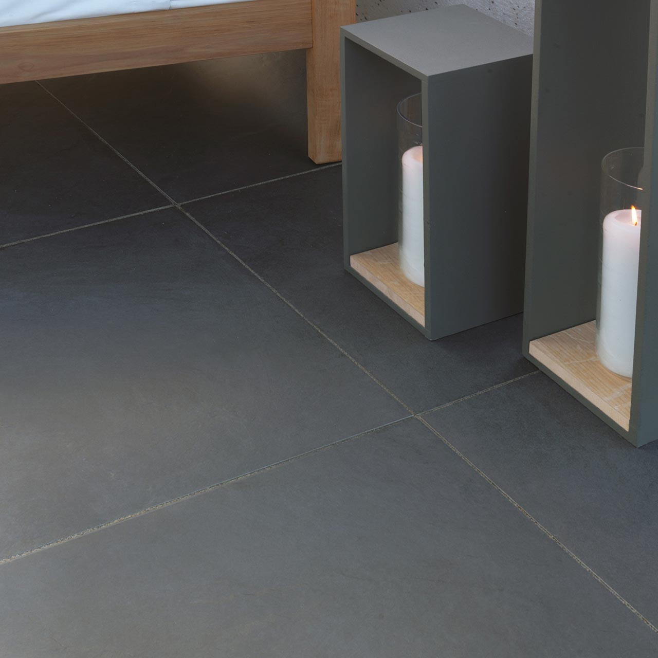 Fortuna Paving 3 Size Project Pack 15.12m² Black image 1