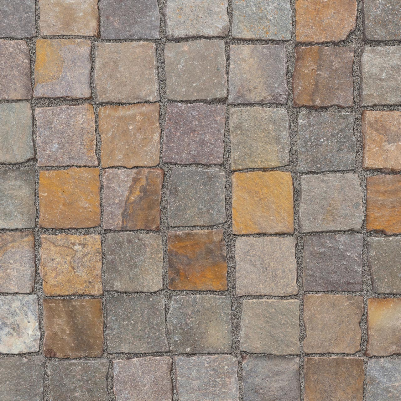 Cropped Porphyry Setts 100mm x 100mm x 50mm image 0